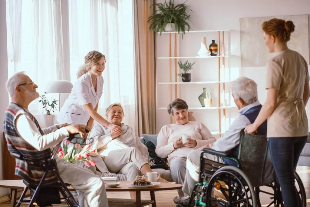 aged care Innovative Community Participation hfa disability and care
